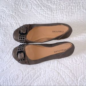 Maurices Studded Flats size 8